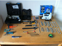 Tool kit - All you need for DIY