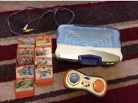 Vetch vsmile motion console and controller plus many games