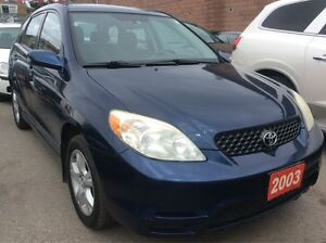 2003 Toyota Matrix XR AWD EXTRA CLEAN! All-Power Opts MUST SEE