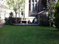 Self Contained Westend Studio Garden Flat [Excellent Location]