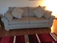 Next GARDA fabric sofa