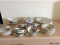 I a am selling a Mason patent ironstone China 8 place setting in immaculate condition