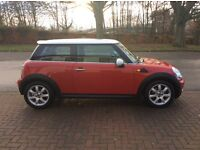 MINI COOPER 1.6 6 SPEED(2 OWNERS, FULL SERVICE HISTORY, CHILLI PACK, RECENT TIMING CHAIN, LONG MOT)