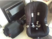 Britax Eclipse Car Seat and booster