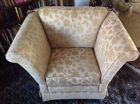 "Classic ""country house style"" armchair"