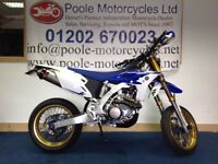 yamaha WR450f low mileage