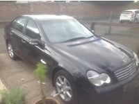 ***WANT GONE TODAY*** 2003 MERCEDES C180 AUTO PETROL