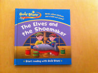 A Gold Star Book - The elves and the Shoemaker