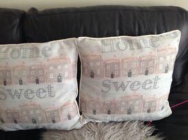 2 next cushions