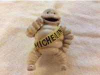 Original Cast Iron Michelin Man Mascot Bibendum