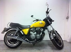 Honda CB650 F project 1994 for sale for spare/repair and parts only no warranty