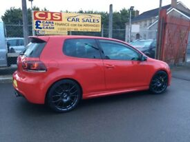 Volkswagen Golf R 2.0 turbo 2012 facelift one owner 40000 fsh mot.d fully serviced ful leather maypx
