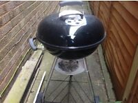 Weber Kettle Charcoal BBQ