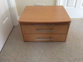 Caravan chest of drawers
