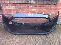 Ford Focus front bumper 2014-2015-2016-2017-£30