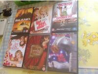 DVD films job lot (pick & choose films)