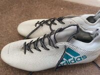 Mens Adidas football boots size 11