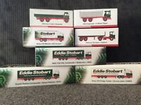 Eddie Stobart Special Edition Collectors Models