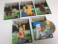 DVD Dora, Bouba & Winx