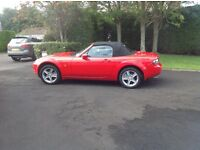 Excellent Mazda MX5 For Sale