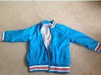 Boys warm jacket 3-4 years