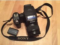 Sony Camera R1 inc. ancillaries