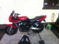 Yamaha 600 Fazer 2001 , 10,600 miles.