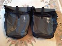 Pair of Bicycle Pannier Bags by Thule of Sweden