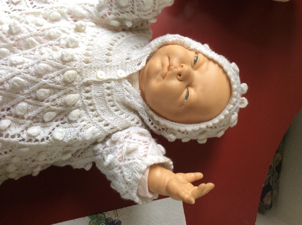 Lifelike female baby dollin Camberwell, LondonGumtree - Downsizing my doll collection, selling this female one. Arms and legs move. Pick up near Goose Green SE22