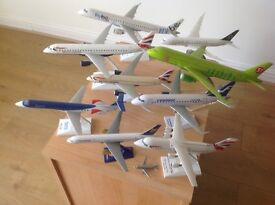 Model Commercial Aircraft collection for sale