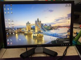 Dell 20.1 monitor for sale. Excellent condition.