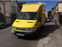 For sale Iveco Daily MWB Luton van