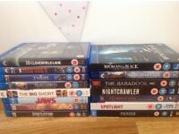 Blu Ray Films £5 Each
