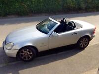 SLK R170 230 Sport Auto 12mth MOT, Offers of £750 Or above please.