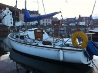 Bargain Westerly 25 Sailing Boat ( Arghiro)- Good Condition and ready to sail