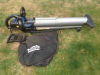 MAC Allister leaf blower & Vac
