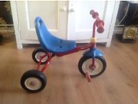 Radio flyer folding trike bike £15