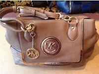 Three handbags in excellent condition