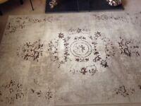 Gorgeous vintage style rug