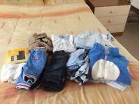 0-3 myths baby boys clothes bundle