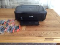 Printer photo quality Cannon ip4700 spare inks
