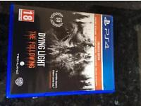 Dying Light: The Following - Enhanced Edition (PS4) ( opened but never played)