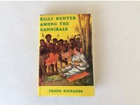 BILLY BUNTER AMONG THE CANNIBALS - HARDBACK BOOK