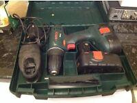 Bosch drill 18v