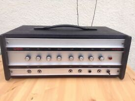 Wem AX100 amplifier.