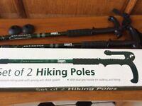 Set of 2 Hiking Poles(NEW)