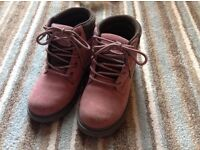 Ladies winter boots - size 3 immaculate condition