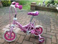 Girls 10 inches my little pony bike