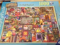 Ravensburger The Craft Cupboard Jigsaw