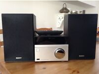 Sony Hi Fi CD Player System